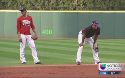 Chicago Cubs buscan la victoria en Cleveland