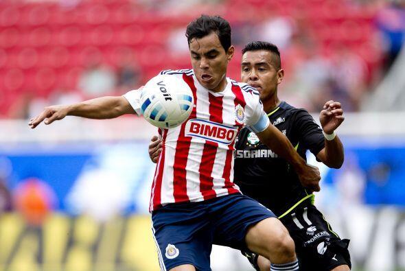 Las Chivas sigue viviendo una pesadilla en el actual torneo, los resulta...