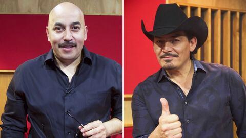 Lupillo Rivera y José Manuel Figueroa se unen a la fiebre de 'La Reina d...