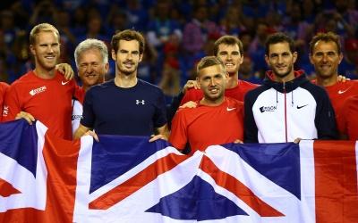 La Copa Davis ha regresado en el tiempo a 1904.