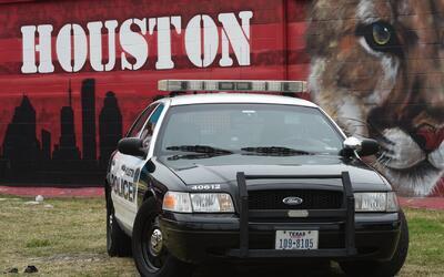 ¿Cuál es la importancia de las redes sociales para la policía de Houston?