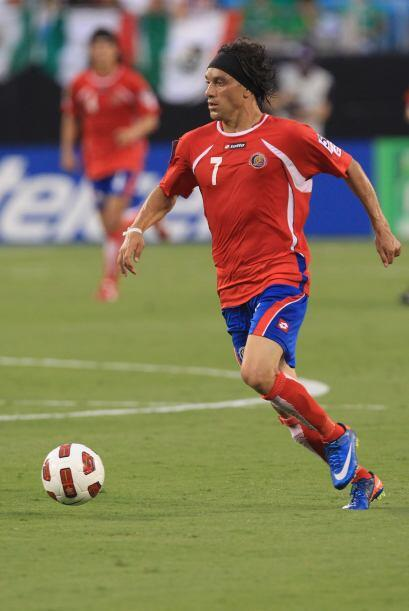 Christian Bolaños también jugó el Mundial de Alemania 2006 y un año más...