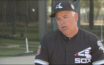 Rick Renteria habla de su nuevo puesto en White Sox