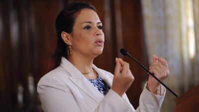Renuncia vicepresidenta de Guatemala, Roxana Baldetti
