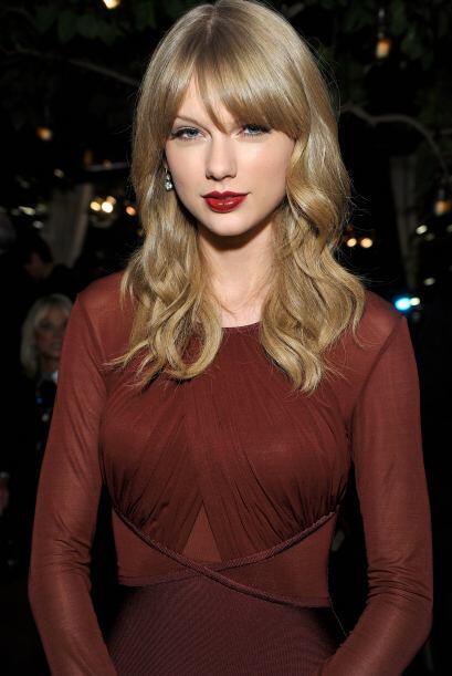 Taylor Swift fue otra cantante que cambió su estilo y dejó...