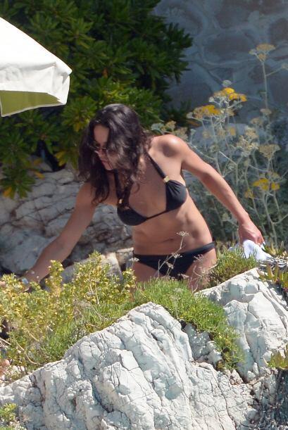 """Michelle se tomó un descanso de filmar """"Fast and Furious 7&q..."""
