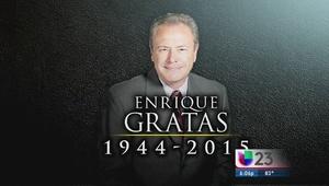 El legado del periodista Enrique Gratas