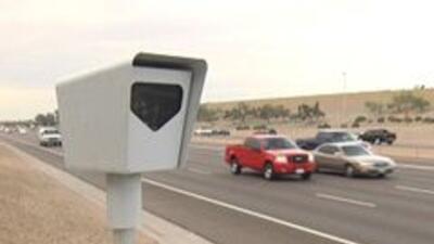 Foto radares en la autopista 10