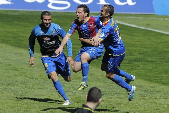 Levante derrotó al 'Submarino Amarillo' por 1-0. Villarreal ahora...