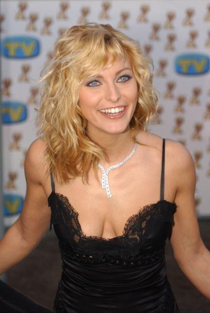 Federica Fontana es una bella locutora de deportes y presentadora de tel...