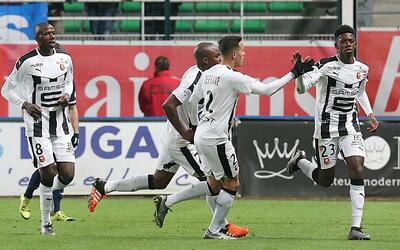 El Stade Rennais vino de atrás para ganar