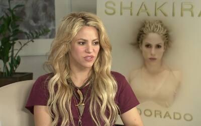 "Shakira: ""Hacer este disco ha sido un verdadero conflicto"""