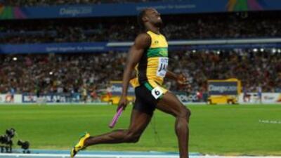 Usain Bolt probará sus condiciones en el salto de longitud.