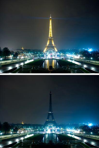 En Europa, Francia se ha sumado con 105 ciudades y en la capital, la Tor...