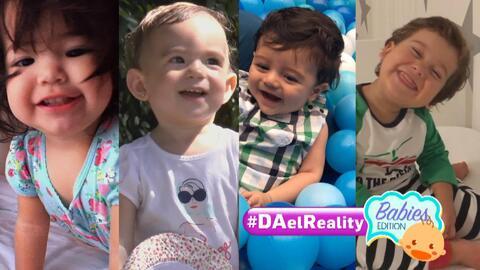 #DAelReality Babies Edition: Los mejores momentos del 'reality' están aquí