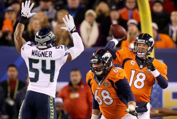Por primera vez en la historia, el Super Bowl se jugó en una ciudad de c...