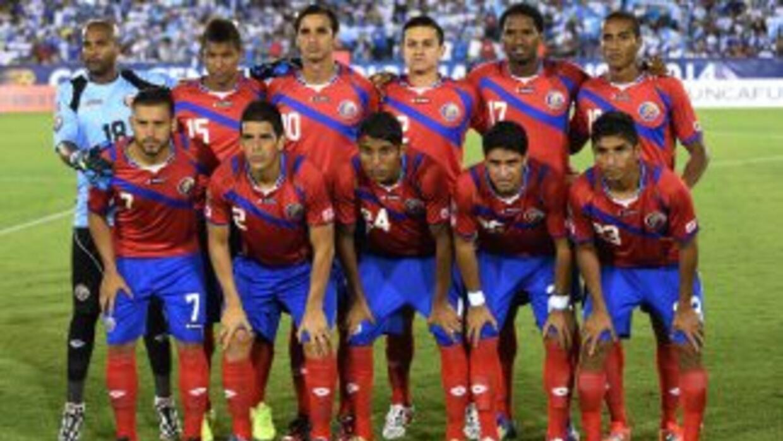 Selección Costa Rica.