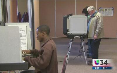 Problemas en los centros de votación