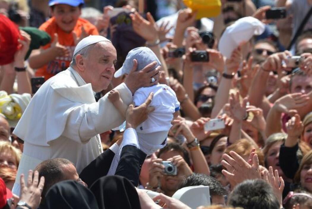 Desde el inicio de su pontificado, el papa Francisco nunca ha desaprovec...