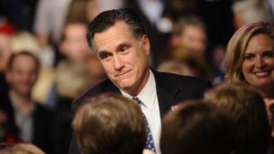 """Mitt Romney, calificó de """"vergonzosa"""" la actuación de la Casa Blanca por..."""