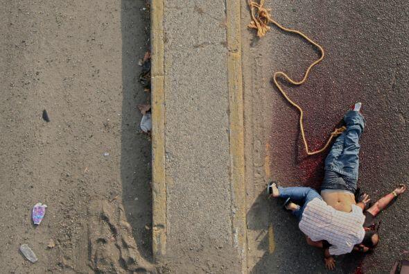 El año pasado la mitad de los homicidios se suscitaron en tres entidades...