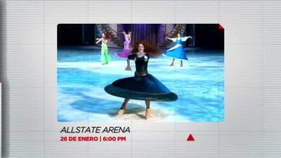 Univision Chicago te lleva gratis al Disney on Ice