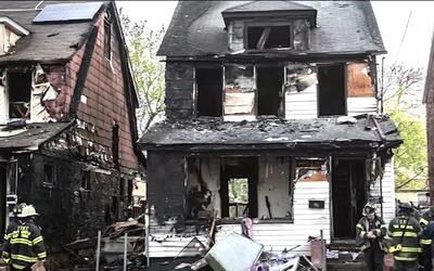 Incendio en una casa de Queens, Nueva York, cobró la vida de cinco personas