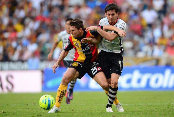 A los Leones les falta enfrentarse a Veracruz y Puebla, pues ante Chivas...