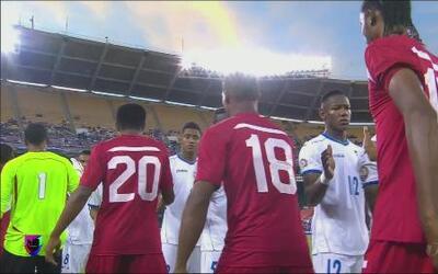 Honduras gana el primer punto en la Copa Centroamericana ante Belice
