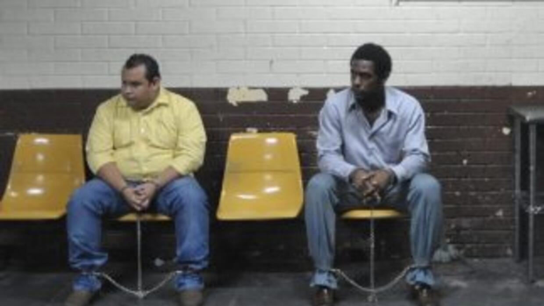 Elgin Vargas y Wilfred Stokef, dos de los señalados por el crimen de Fac...