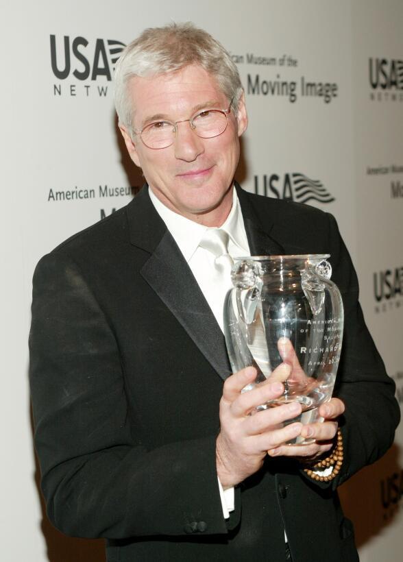El 20 de abril de 2004 recibió un reconocimiento a su trayectoria...
