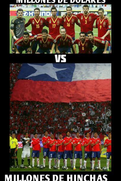 Diferencia entre millones.... Todo sobre el Mundial de Brasil 2014.