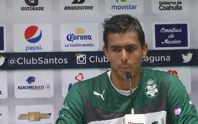 Oswaldo Sánchez: 'Santos necesita hacer un buen papel en Guadalajara'