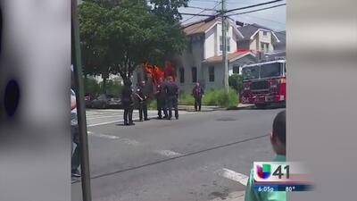 Mortal incendio deja víctimas en Queens