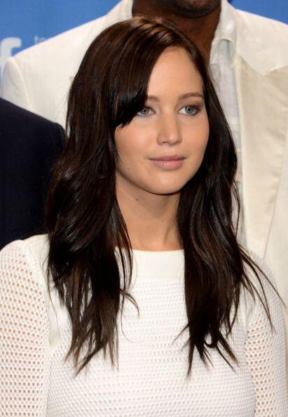 Este castaño 'style hair' la hizo famosa en su papel como Katniss Everde...