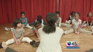 Programa fomenta la danza en escuelas