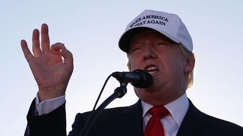 """Trump, en 2012, sobre realizar deportaciones masivas: """"Yo no creo en eso"""""""