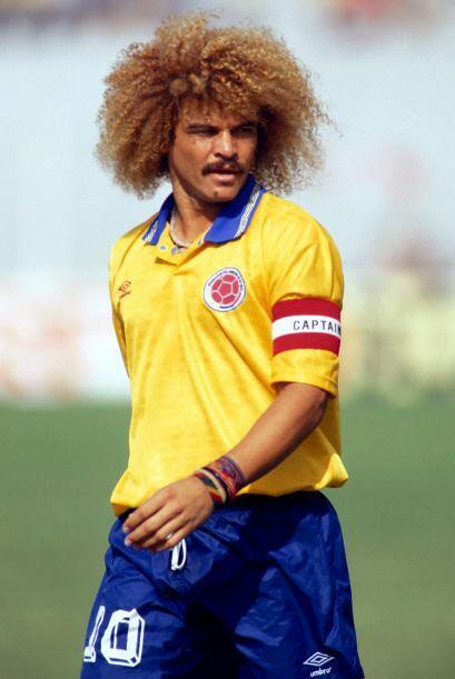 En la preparación rumbo al Mundial de Estados Unidos '94 el combinado el...