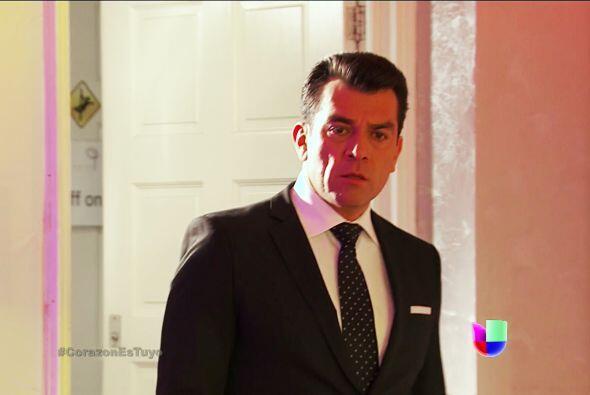 ¡Qué bueno que llegaste Fernando! La pobre de Ana está amenazada de muer...
