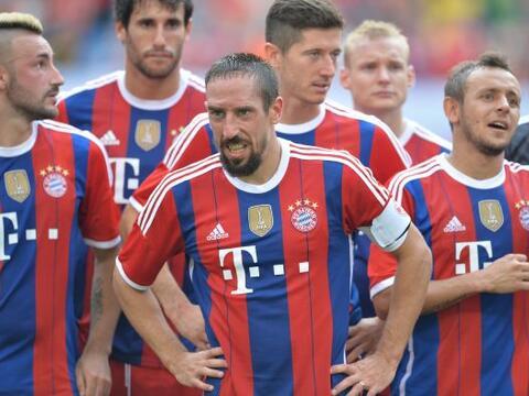 El Bayern Munich está listo para encarar a las estrellas de la ML...