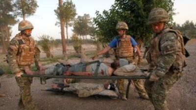 La OTAN acordó hace dos semanas poner en marcha un plan para combatir la...