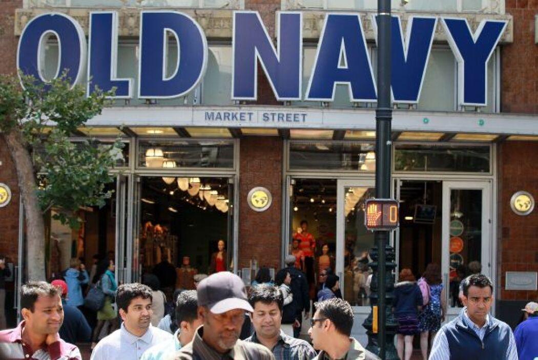 OLD NAVY- La venta de 'Black Friday' de Old Navy comenzará a las 9 a.m.