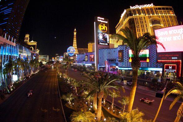 Pero este famoso lugar, aparte de tener los casinos y centros nocturnos...