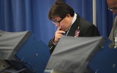 Los centros de votación pueden ser espacios problemáticos...