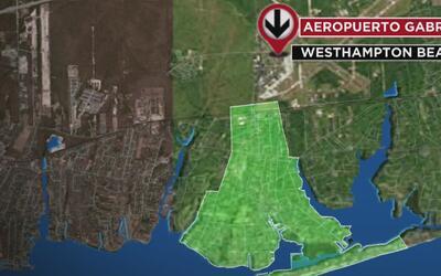 Dos muertos y un herido deja un accidente de avioneta en Long Island