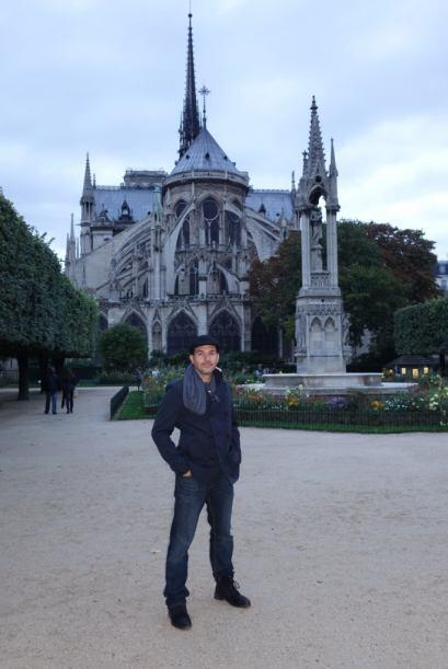 Esta catedral se empezó a construir en el año 1163 y se te...