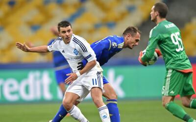 Dynamo Kiev vs. Maccabi Tel Aviv