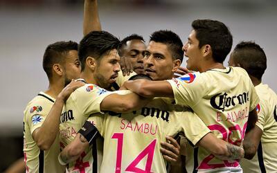 En América no pudieron ocultar sus ganas de revancha ante Chivas por la...