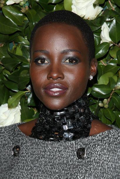 """""""12 Years a Slave"""" es en realidad su primer trabajo como actriz."""