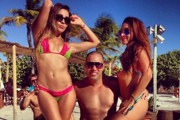 Frida Sofía enciende las redes sociales con sus candentes fotos.